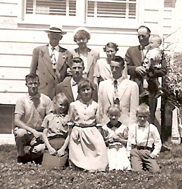 Smith Family with G.Shepard