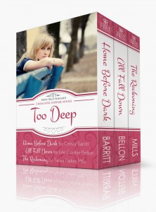 TTT Too Deep 3-D cover
